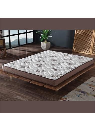 US. SLEEPING Full Ortopedik Natural Sleep Yatak  Kahve